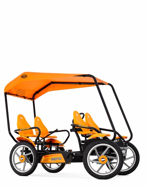 karturi cu pedale profi kart berg grand tour racer 4. Black Bedroom Furniture Sets. Home Design Ideas