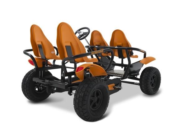 karturi cu pedale profi kart berg grand tour off road. Black Bedroom Furniture Sets. Home Design Ideas